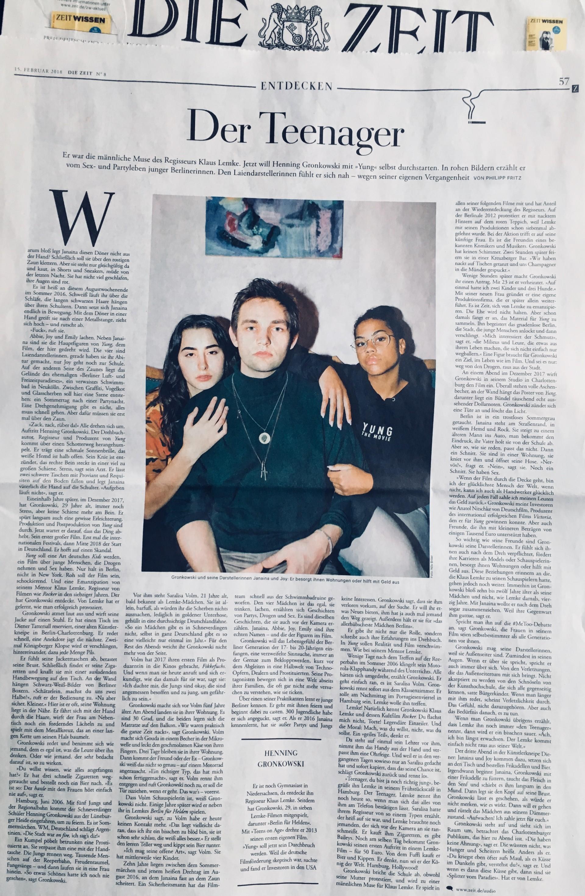 YUNG News